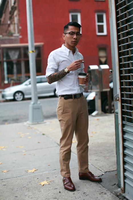 fehér ing férfi style 5