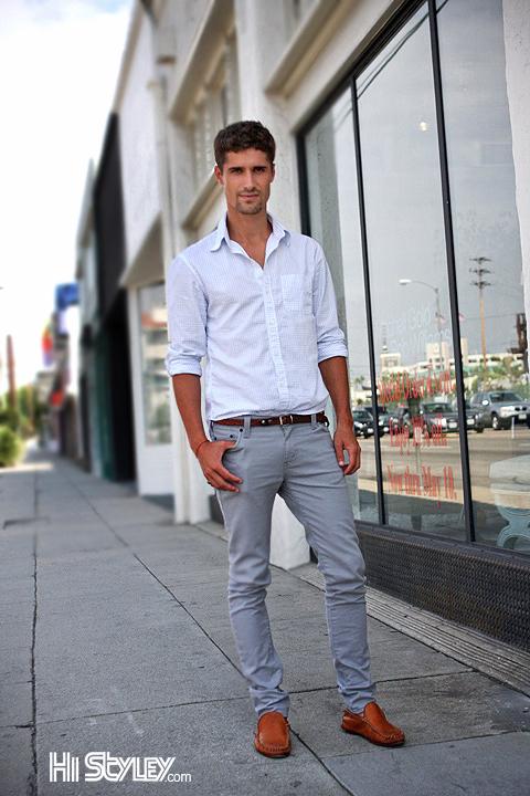 fehér ing férfi style 10