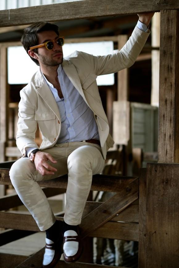 fehér ing férfi style 11