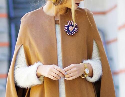 Így hordd a pelerint – 2015 ősz/tél trendbook