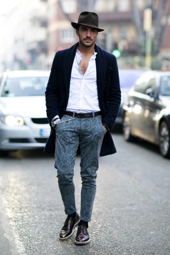 fehér ing férfi style 4